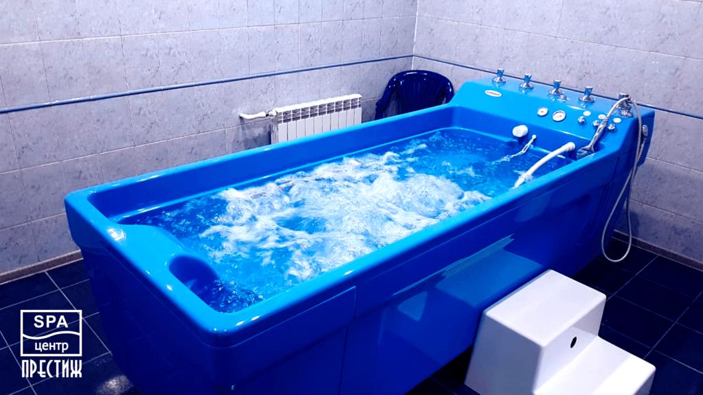 Эвкалиптовые ванны